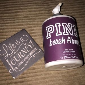 Pink Beach life full lotion new